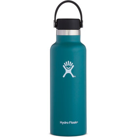 Hydro Flask Standard Mouth Flex Bottle 532ml Jade
